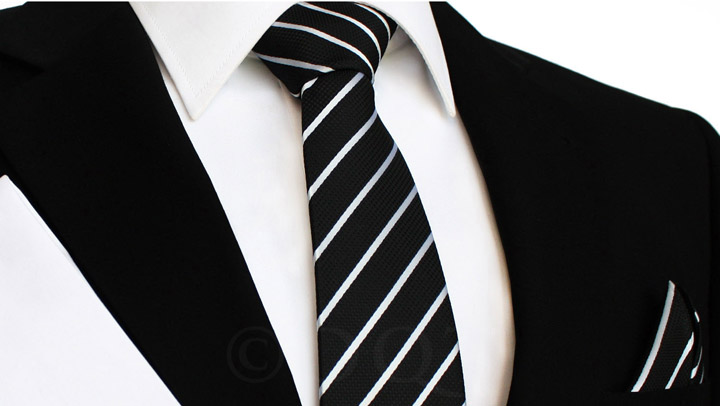 Utilizacion de la corbata