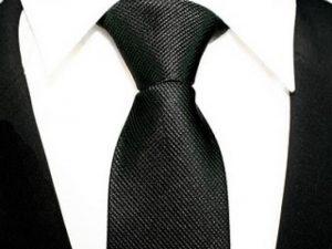 corbata elegante