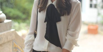 corbatas de mujer
