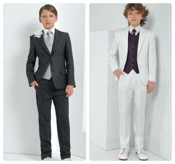 corbatas de niños