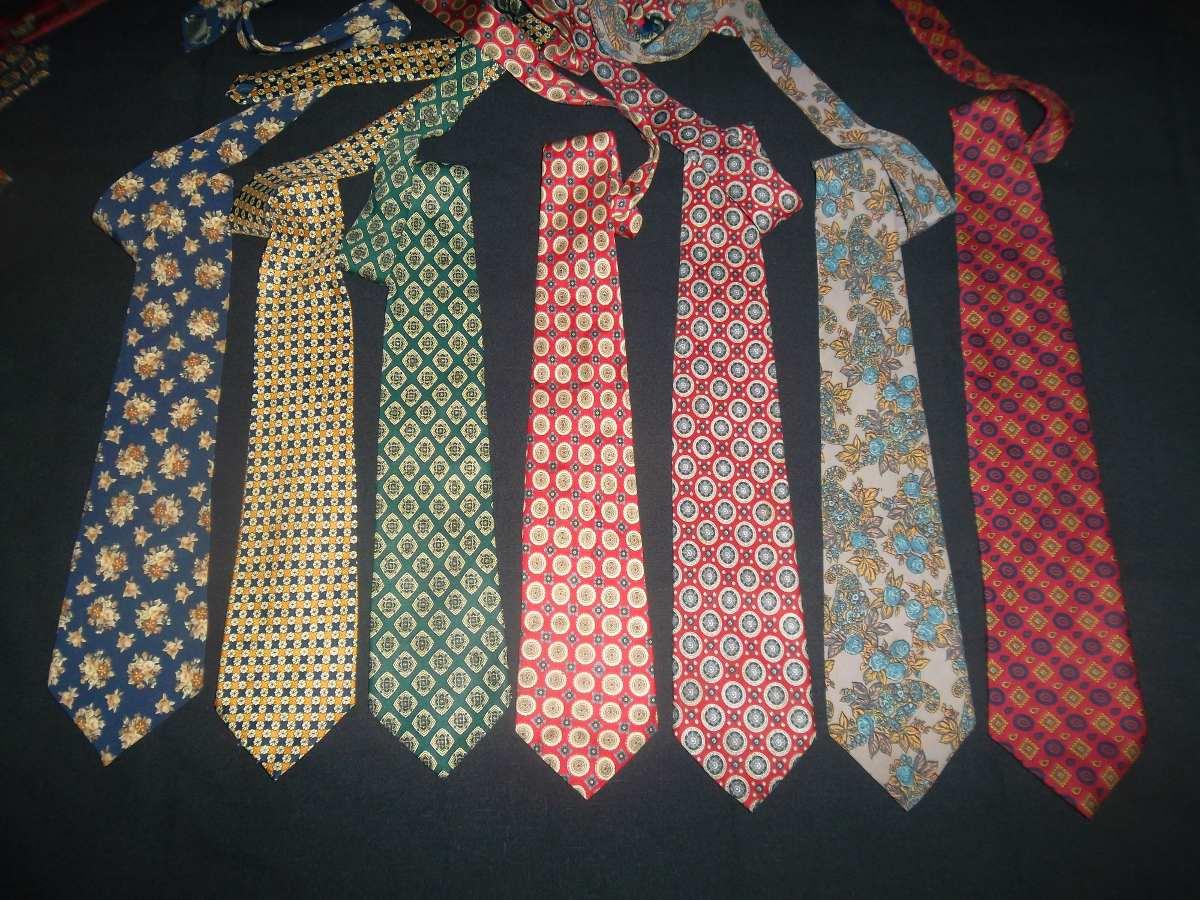 Matenimiento de las corbatas