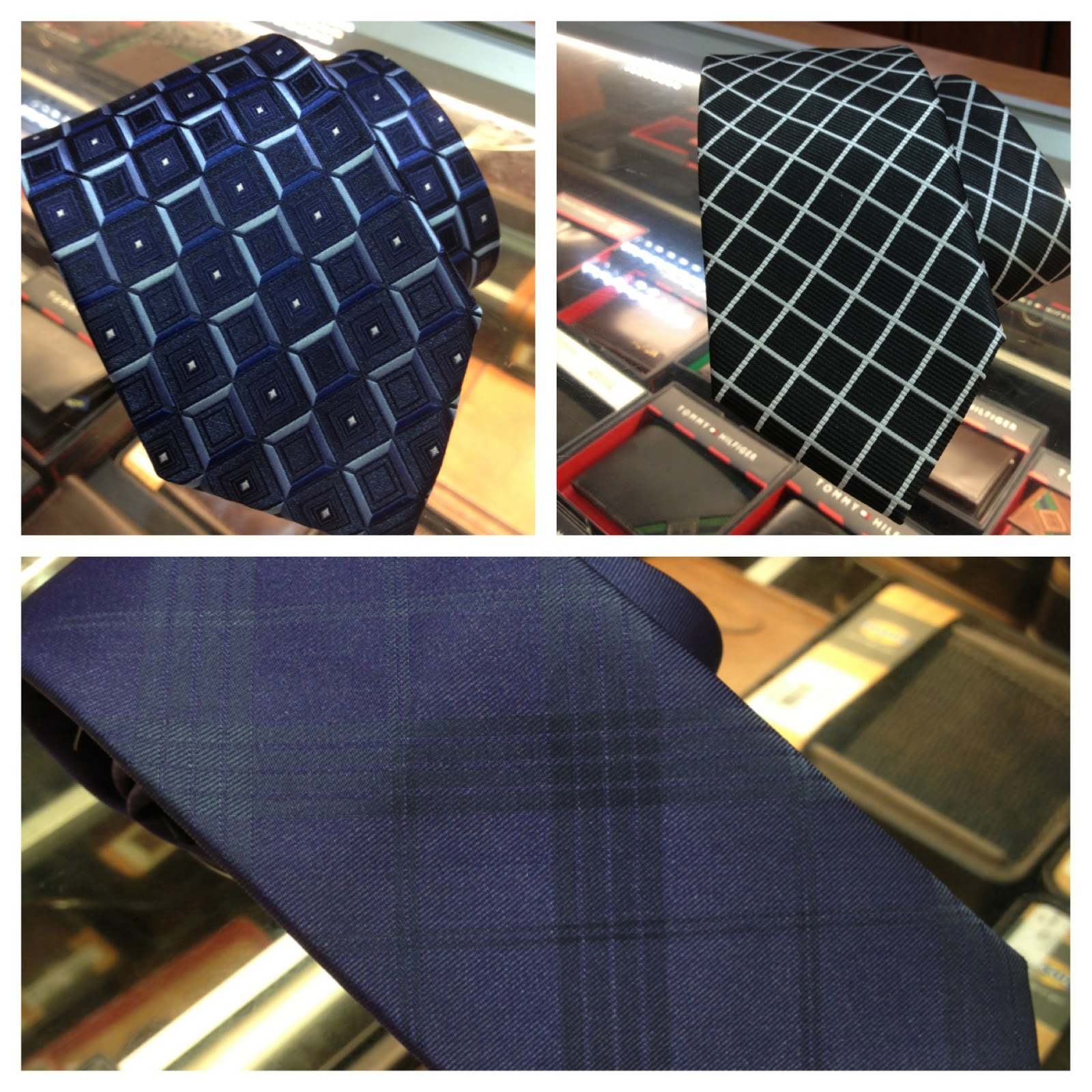 Modelos de corbata