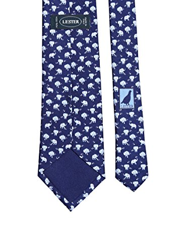 corbatas finas lester