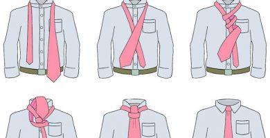 corbata doble