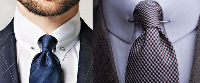 barra para corbata