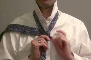 👔 Como Hacer un Nudo de Corbata