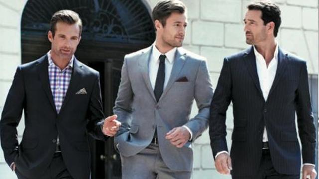 combinacion de corbata ejecutiva