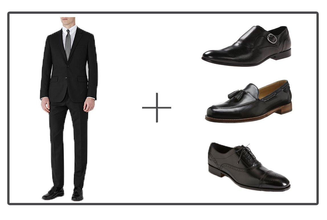 combinación de calzado imagen